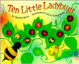10 Little Ladybugs